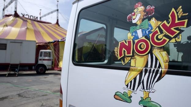 Der Zirkus Nock gibt nach 158 Jahren auf.