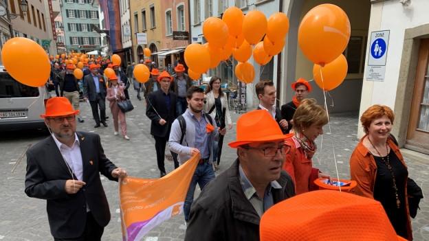 CVP Aargau will Sitz im Nationalrat zurückgewinnen.