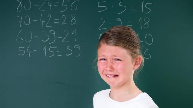 Die Solothurner Schülerinnen und Schüler sind schlecht in Mathematik, woran das liegt, kann die Regierung aber nicht sagen.