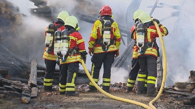 Widerstand gegen das neue Aargauer Feuerwehrgesetz