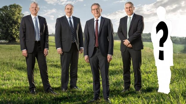 Wer steigt ins Rennen um die Nachfolge von Franziska Roth in der Aargauer Regierung.