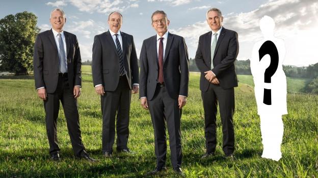 Die Aargauer Regierung braucht ein neues Mitglied