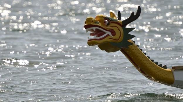 Drachenboote sind im Aargau neu erlaubt.