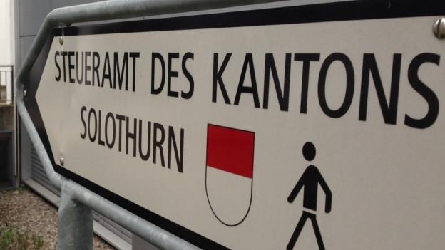 Die Unternehmenssteuern sollen im Kanton Solothurner weniger stark sinken.