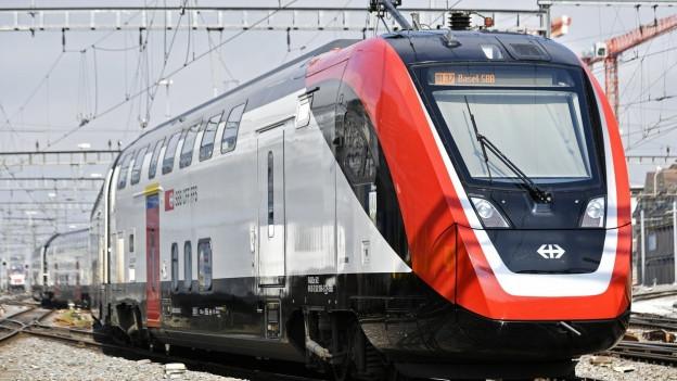 Im Aargau sollen künftig viel mehr Züge fahren.