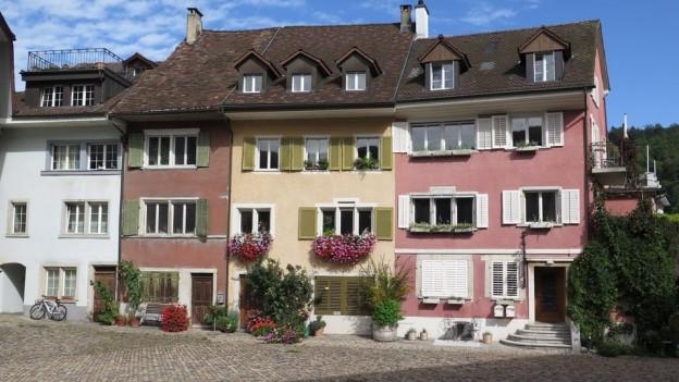 Wohnhaus in der Altstadt