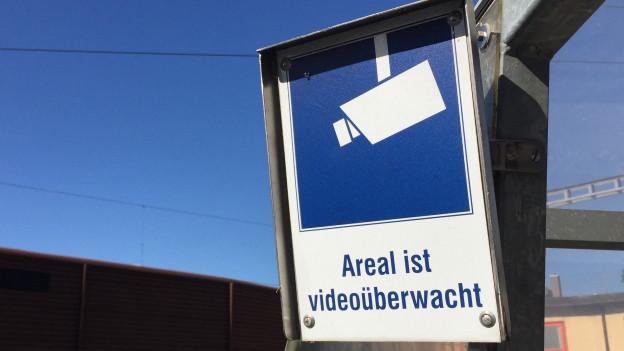 In der Schweiz gibt es tausende Überwachungskameras