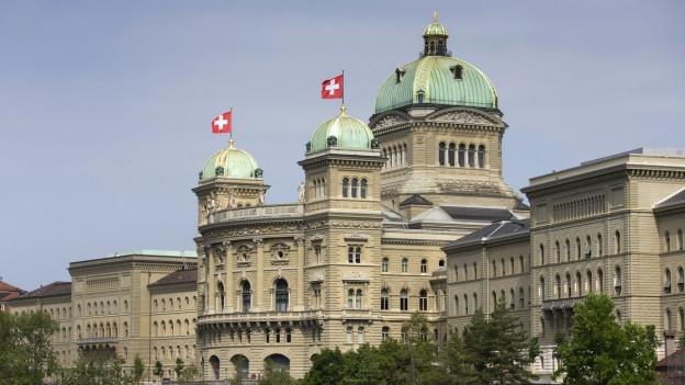 Bundeshaus.