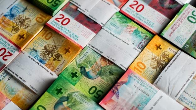 Aargauer Regierung präsentiert Budget mit Millionen-Plus