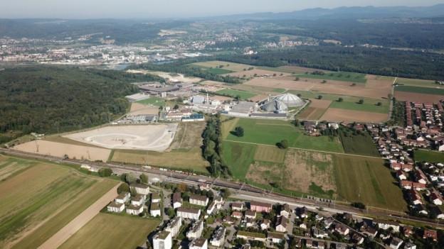 Rheinfelden und Möhlin planen ein neues Quartier