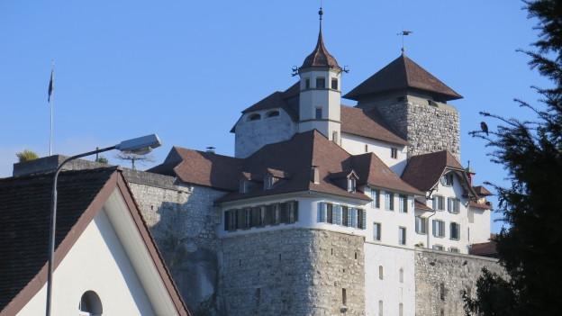 Der Betrieb des Jugendheims in der historischen Festung in Aarburg ist nicht immer optimal.