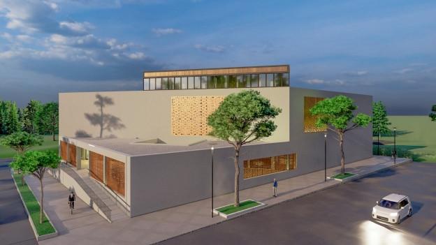 Ein Bauprojekt wird in Reinach zum Politikum