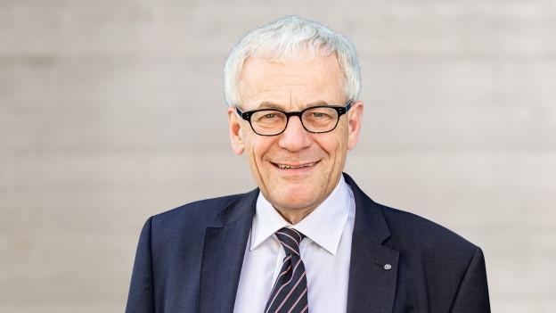 Kurt Fluri konnte viele Stimmen auf anderen Listen holen, nicht nur auf der FDP-Liste.