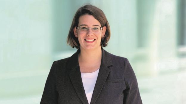 Jeanine Glarner verzichtet auf zweiten Wahlgang