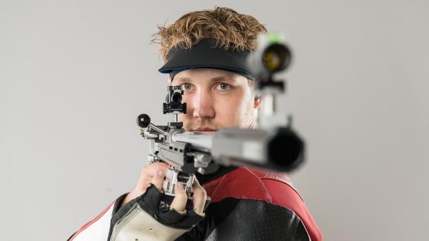 Jan Lochbihler muss noch um die Olympia-Qualifikation zittern.