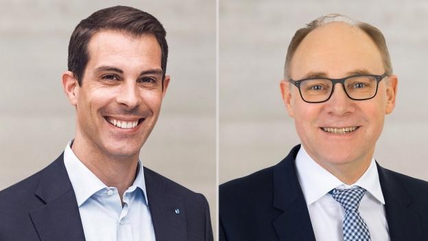 Burkart und Knecht, so heisst das neue Aargauer Ständeratsduo in Bern. FDP und SVP statt FDP und SP heisst die neue Formel.