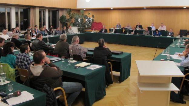 Im zweiten Anlauf genehmigt der Wettinger Einwohnerrat das Budget 2020.