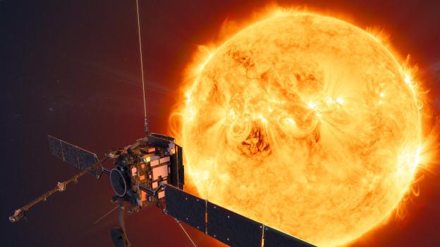 Solar Orbiter: Sonnen-Mission mit Aargauer Beteiligung