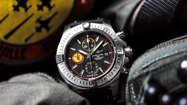 Breitling-Uhren sind ein Schweizer Aushängeschild. Der Hauptsitz der Firma ist in Grenchen SO.