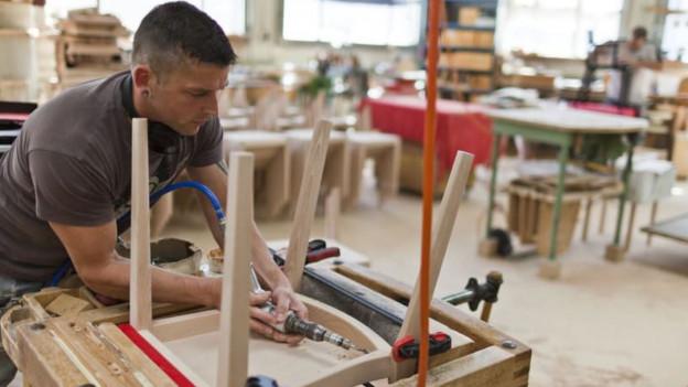 Der Mangel an Fachkräften beschäftigt Aargauer KMU weiterhin