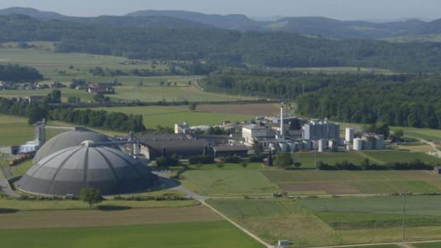 Die Rheinsaline möchte in zwei Aargauer Gemeinden rund 50 zusätzliche Bohrlöcher erschliessen.