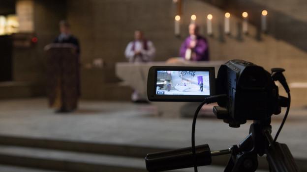 Die Kirchgemeinde Olten will den persönlichen Kontakt auch in der Corona-Krise nicht verlieren.