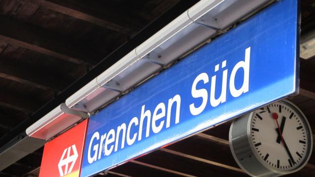 Wird Grenchen für fünf Wochen ohne Intercity-Züge leben müssen? Die Solothurner Regierung wehrt sich bei der SBB.