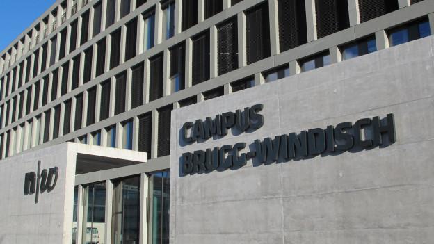 Der Campus der FHNW in Brugg-Windisch