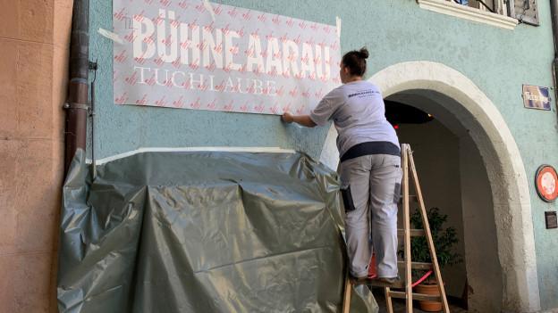 Bühne Aarau präsentiert das erste Programm.