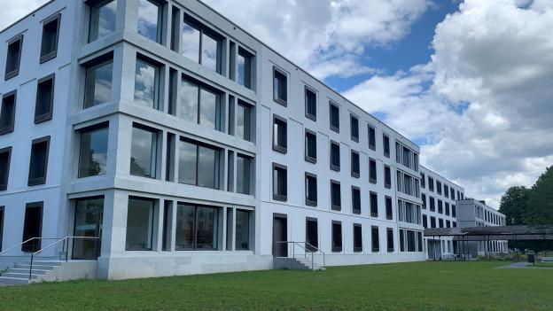 Das neue Zentralgebäude der PDAG in Windisch