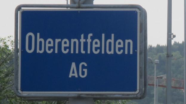 Oberentfelden organisiert eine Gemeindeversammlung.