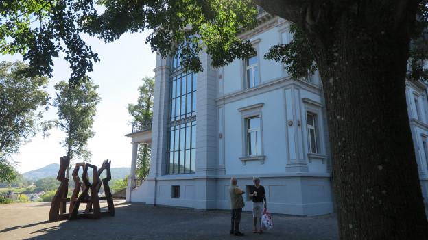 Schloss Bad Zurzach bald wieder zugänglich