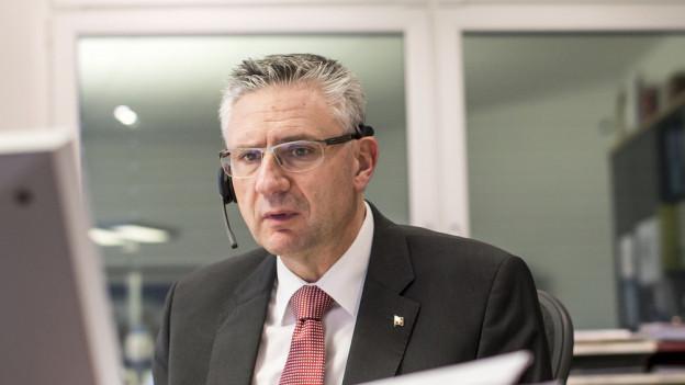 SVP-Nationalrat Andreas Glarner