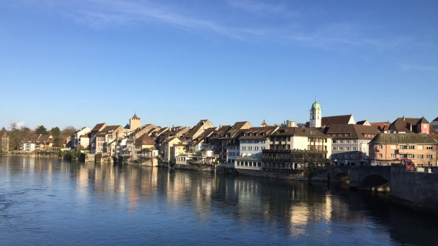 Fussgängerbrücke in Rheinfelden kann gebaut werden