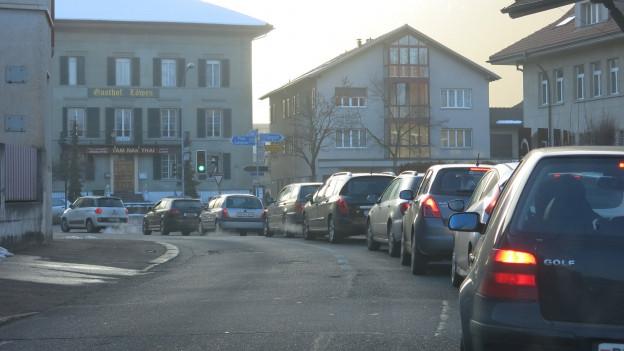 Stau im Raum Burgdorf ist an der Tagesordnung.