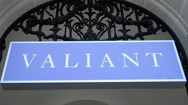 Eine Fusion der Valiant-Bankengruppe mit der Berner Kantonalbank ist kein Thema mehr.