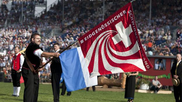 Alle drei Jahre findet das «Eidgenössische» (hier Frauenfeld 2010) statt.