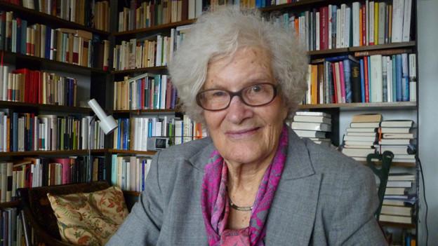 Sozialarbeiterin, Frauenrechtlerin und Buchautorin: Judith Giovanelli-Blocher.