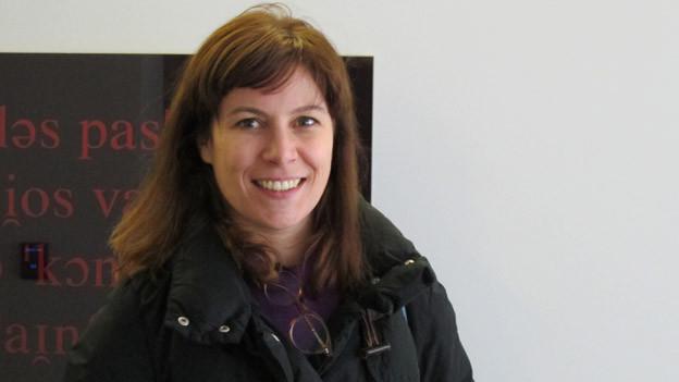 Barbara Terpoorten-Maurer fühlt sich in vielen Rollen wohl.