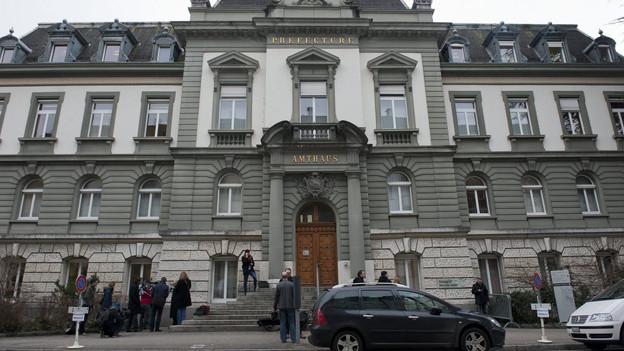 «Nicht schuldfähig», so das Urteil des Regionalgerichts Biel.