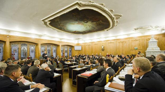 So wie heute kann es mit dem Wahlsystem für das Freiburger Kantonsparlament nicht weitergehen.