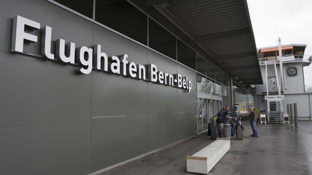 Am Flughafen Bern-Belp laufen Gespräche über die Zukunft vor allem hinter den Kulissen.
