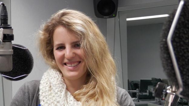 Patrizia Kummer, amtierende Snowboard-Gesamtweltcupsiegerin.
