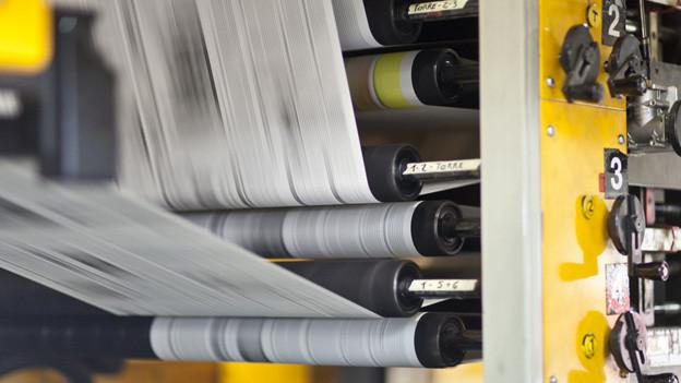 Druckerei St. Paul schliesst: dadurch kommt die Freiburger Zeitungslandschaft unter Druck.