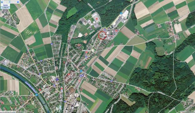 Die Explosion ereignete sich in einer Autogarage am Stadtrand von Aarberg.