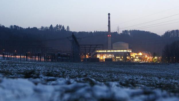 Wann gehen im AKW Mühleberg die Lichter aus? EIne neue Verhandlungsidee macht die Runde.