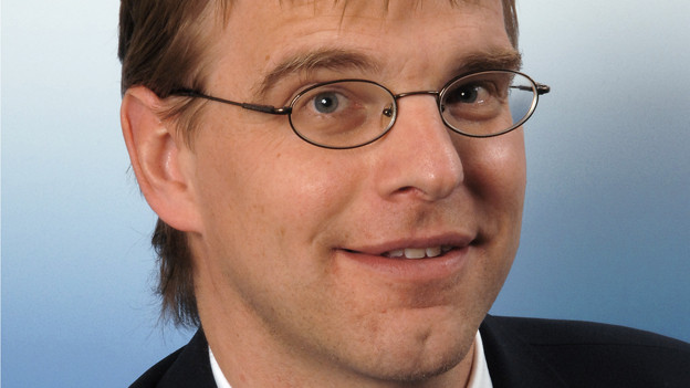Bernhard Waldmann von der Universität Freiburg.