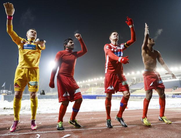 Der FC Sion ist im Cup Halbfinal.