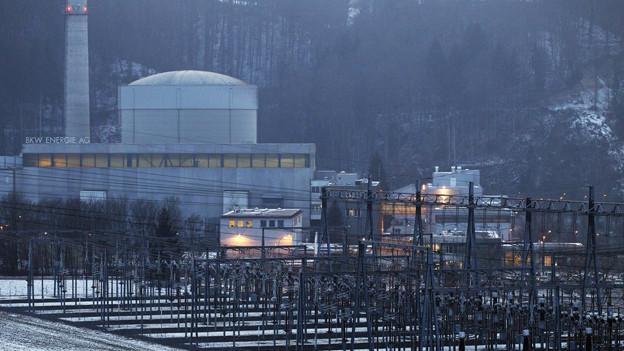 Nach wie vor ist nicht klar, wie lange AKW Mühleberg in Betrieb ist.