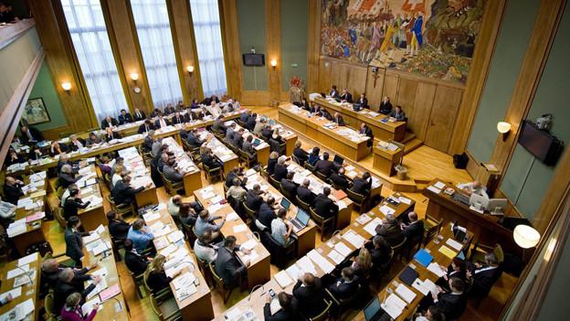 Die Frauen sind im Walliser Kantonsparlament deutlich untervertreten.